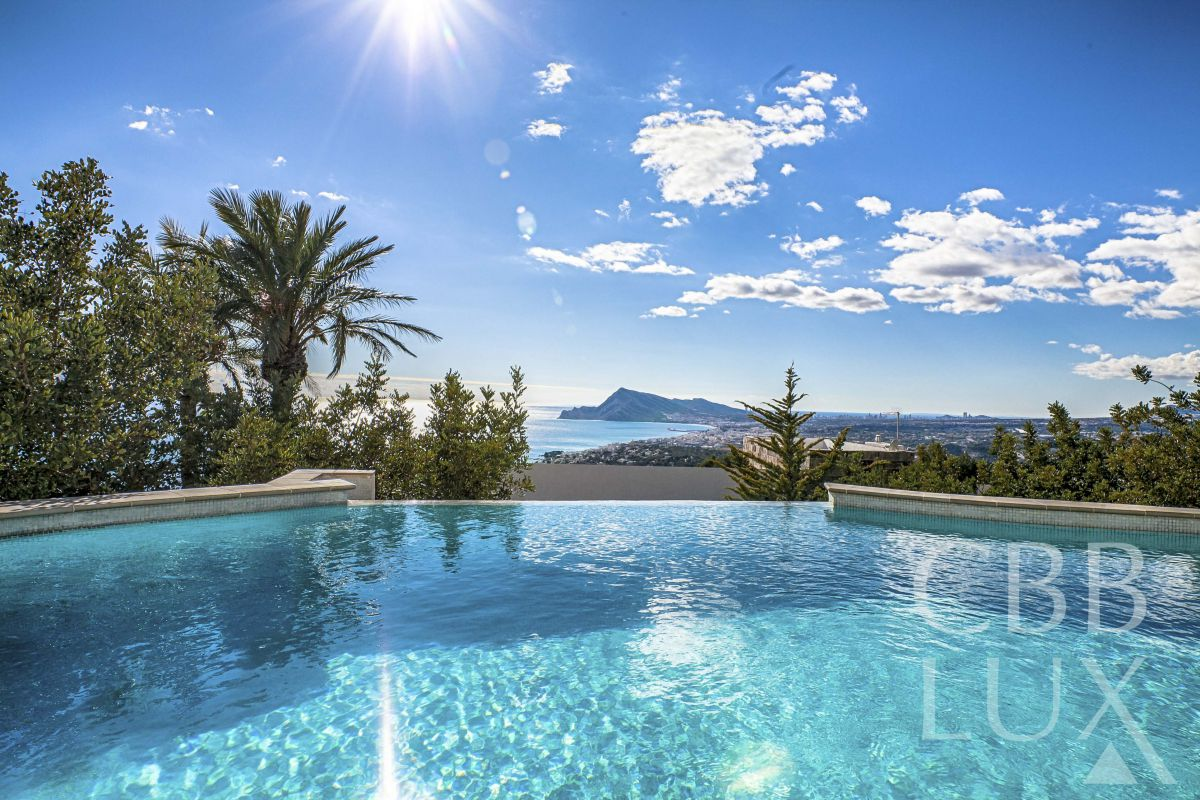 FANTASTIC LUXURY VILLA IN ALTEA LA VIEJA