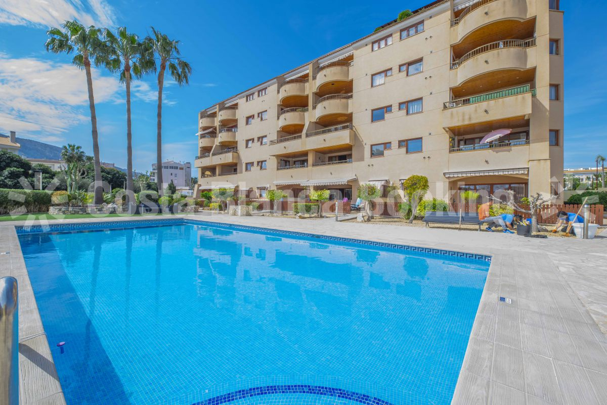 SPACIOUS APARTMENT IN THE CENTRE OF ALBIR