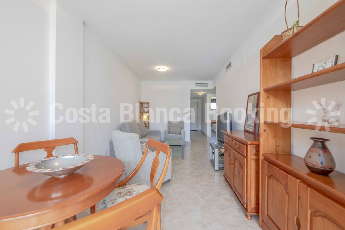 SOUTH FACING APARTMENT WITH TWO BEDROOMS