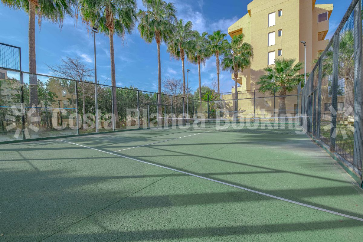 CENTRAL APARTMENT IN ALBIR WITH PRIVATE GARDEN