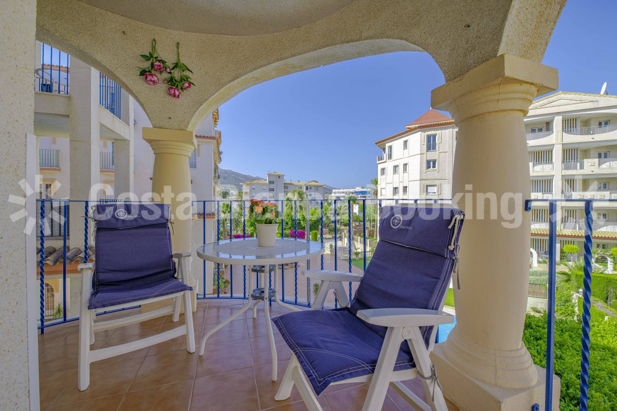SUNNY APARTMENT IN ALBIR WITH ORIENTATION SOUTH