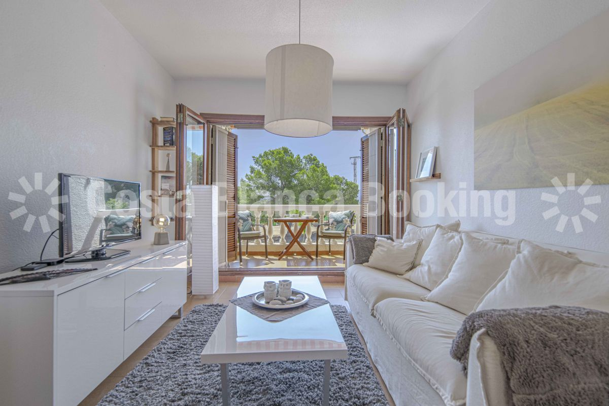 NICE APARTMENT FOR SALE IN ALFAZ DEL PI