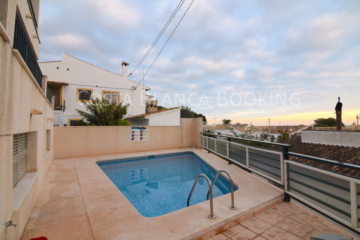 COZY APARTMENT IN ALTEA WITHIN WALKING DISTANCE FROM THE BEACH