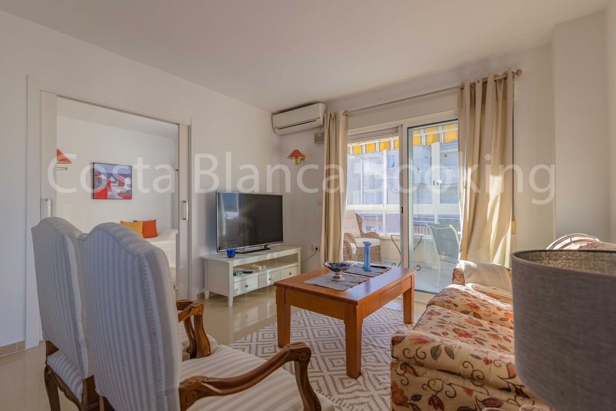 SOUTH FACED APARTMENT VERY CLOSE TO THE BEAUTIFUL BEACH IN ALBIR