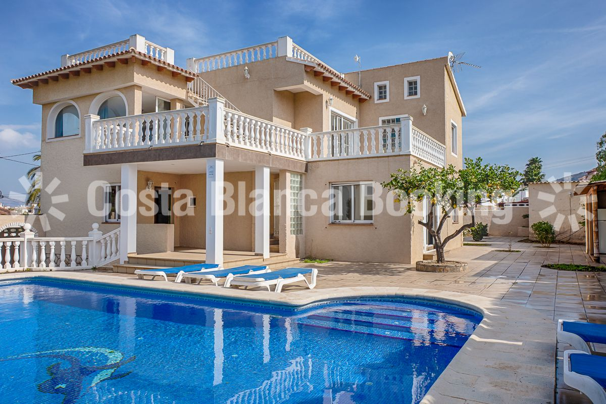 OPTION 1 – EXCLUSIVE NEW CONSTRUCTION ELS LLEONS 10, ALBIR