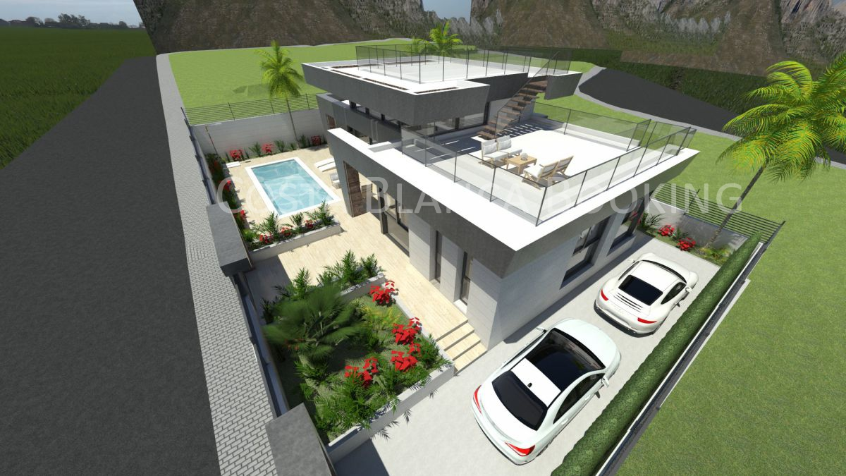WONDERFULL NEW BUILT VILLAS