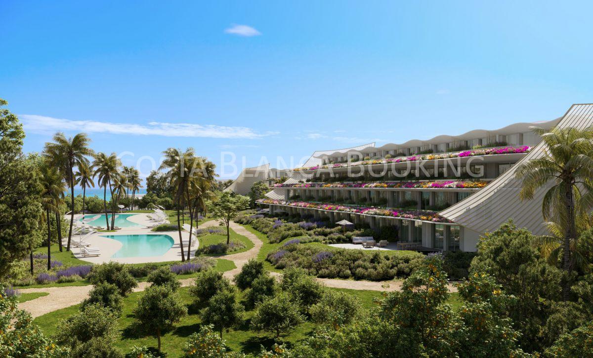 Nybygd leiligheter i El Albir / Byggeprosjekt leiligheter i Albir