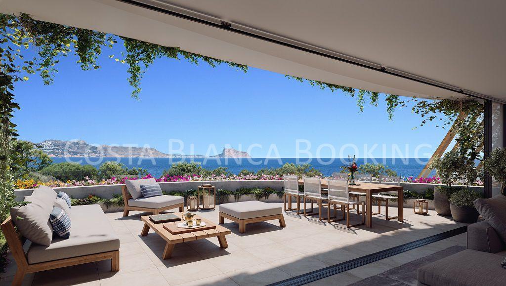NEW BUILT APARTMENTS IN ALBIR