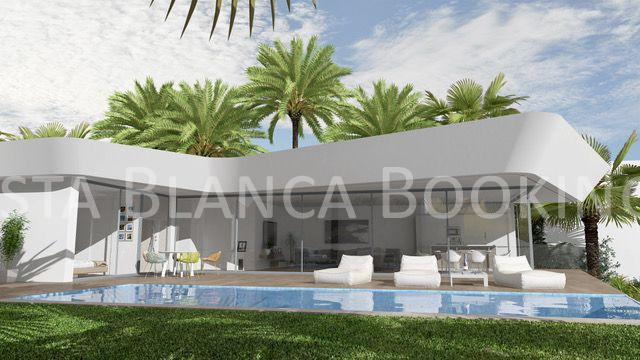 VILLA NEW CONSTRUCTION IN BENISSA