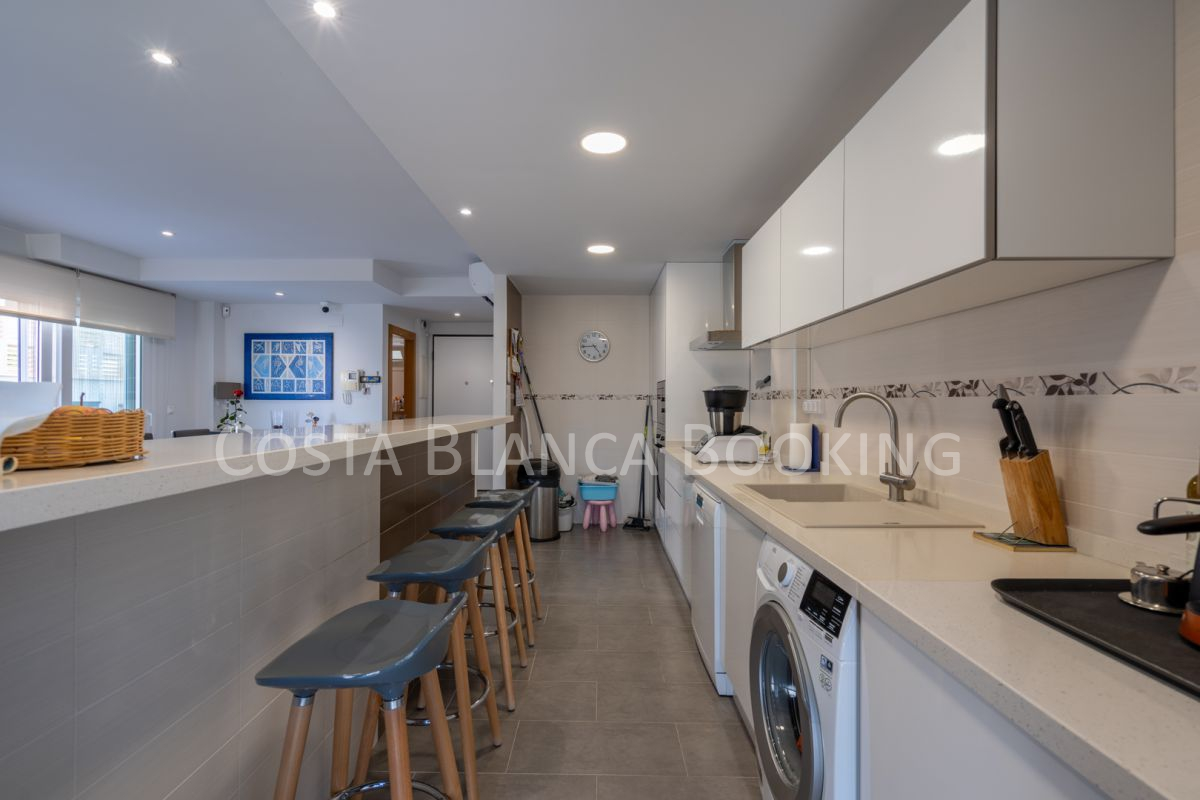 Albir- Fantastic semi-detached house