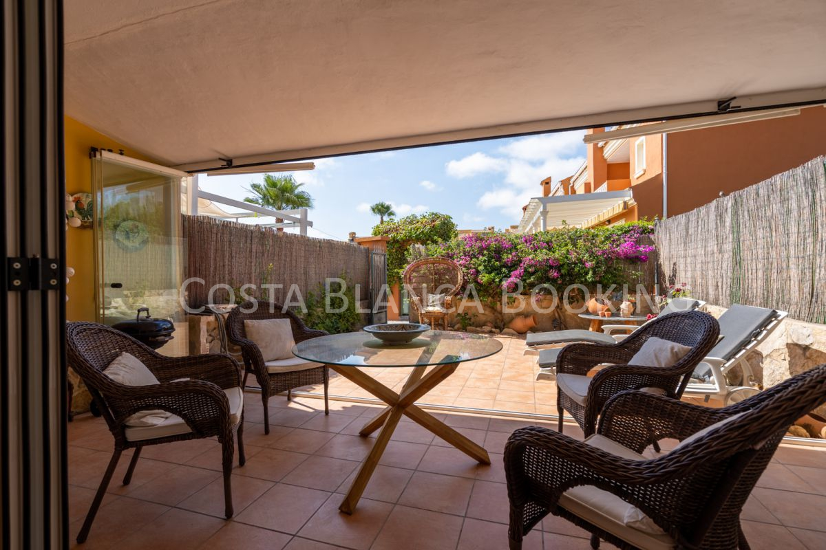 Alfaz del PI- Lovely terraced house close to the Norwegian school