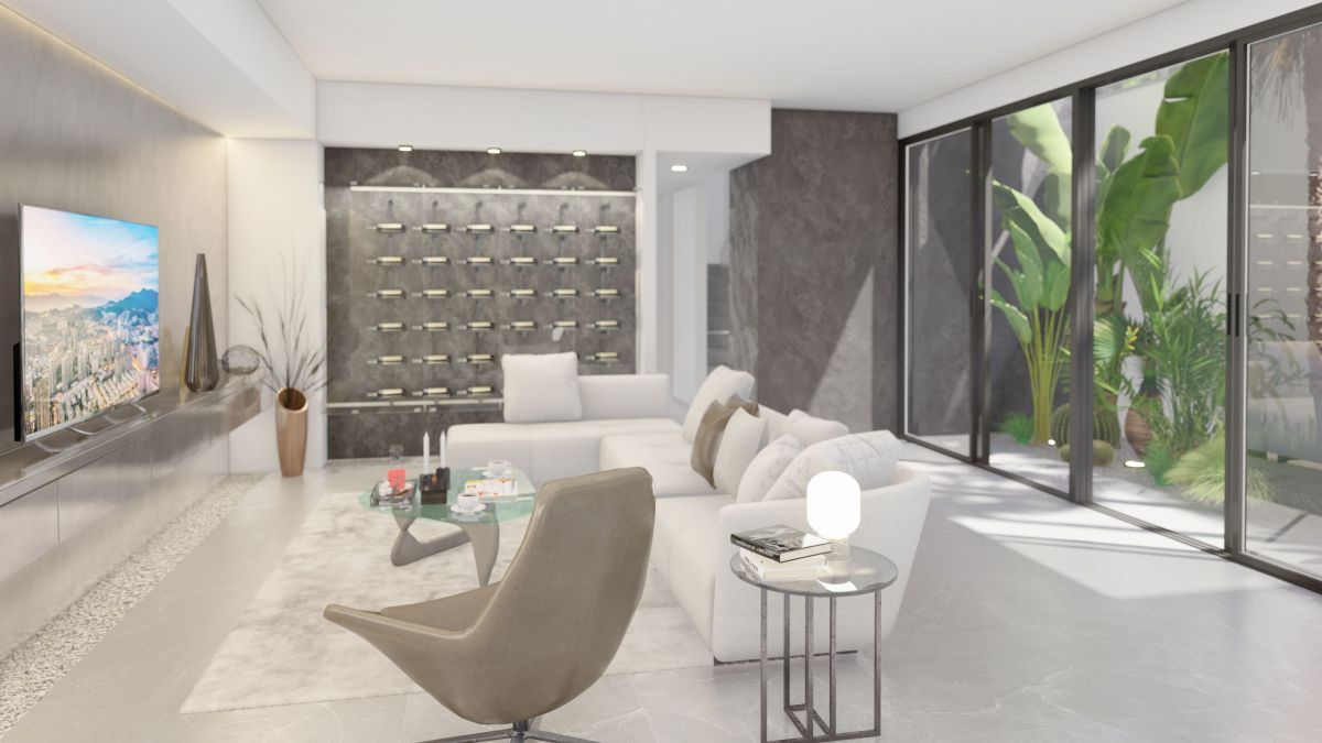 Benidorm- New built luxury villas