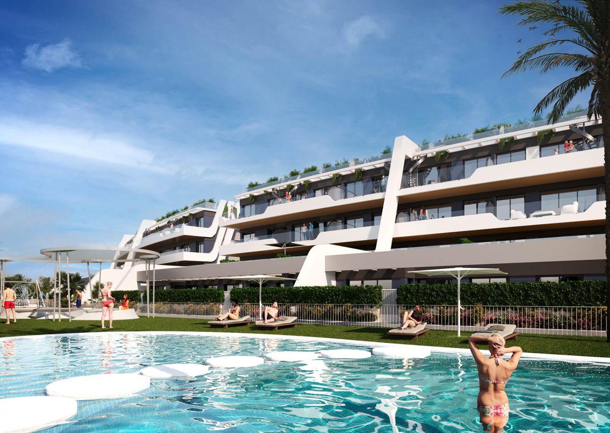 Alfaz del sol- Nye leiligheter