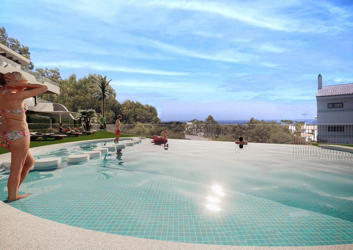 Alfaz del Sol- New apartments