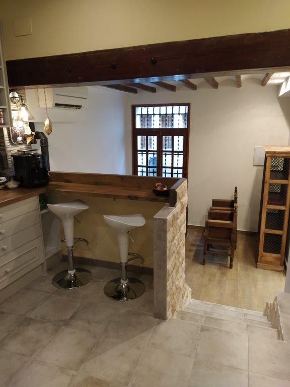 COMPLETELY RENOVATED VILLAGE HOUSE IN THE CENTER OF LA NUCIA