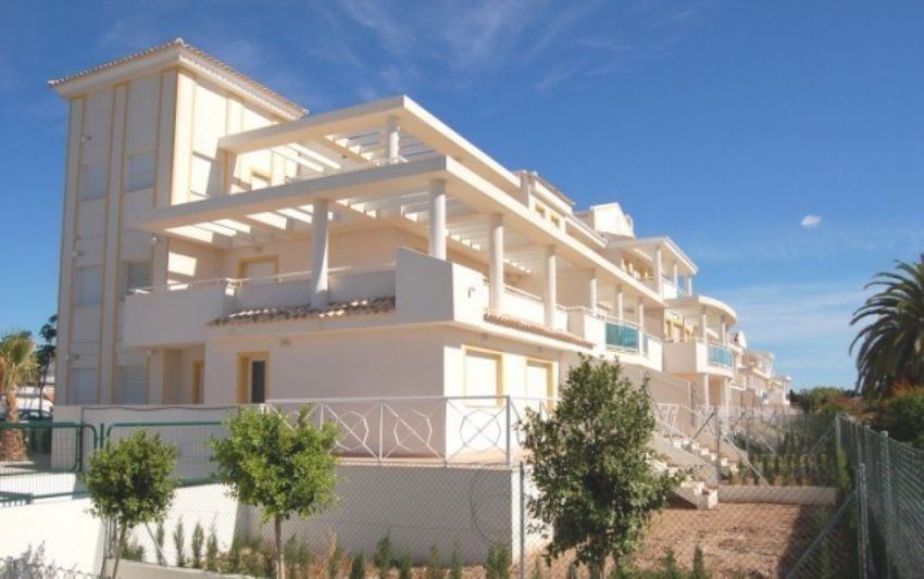 MODERN BUILDING – 2 BEDROOM APARTMENTS FROM 166.000 euros.