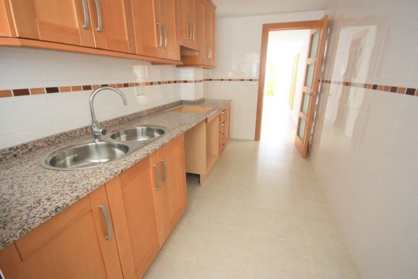 BRAND NEW APARTMENT IN THE CENTRE OF ALTEA.