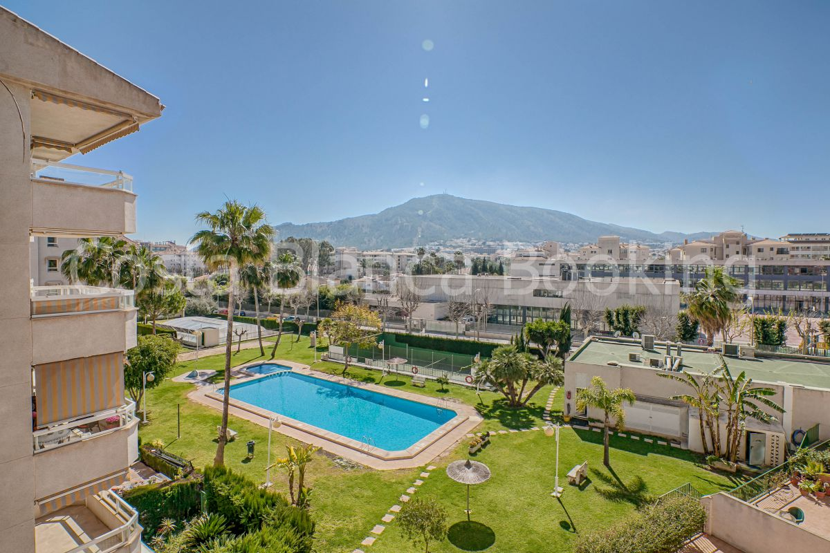 CENTRAL APARTMENT IN ALBIR WITH HEATED POOL