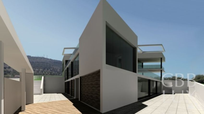 SPECTACULAR MODERN DESIGN VILLA IN ALBIR WITH FANTASTIC SEA VIEWS