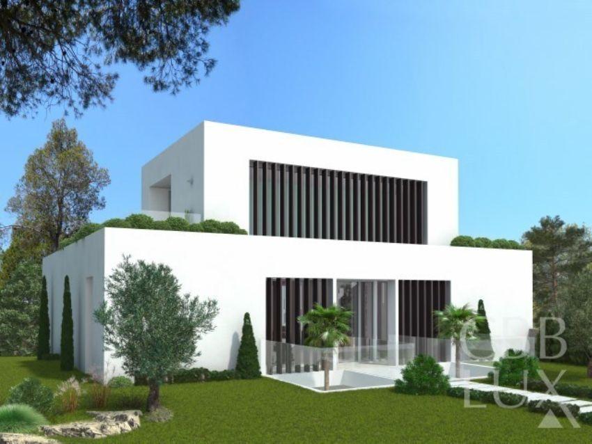 NEW CONSTRUCTION OF DETACHED MODERN VILLAS IN SIERRA CORTINA