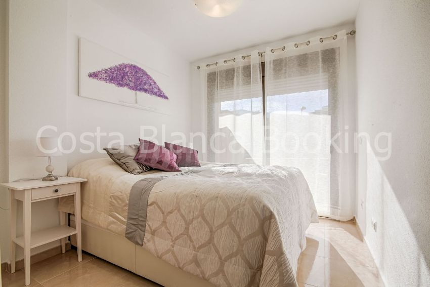 NICE SOUTH FACING APARTMENT IN THE CENTRE OF ALBIR