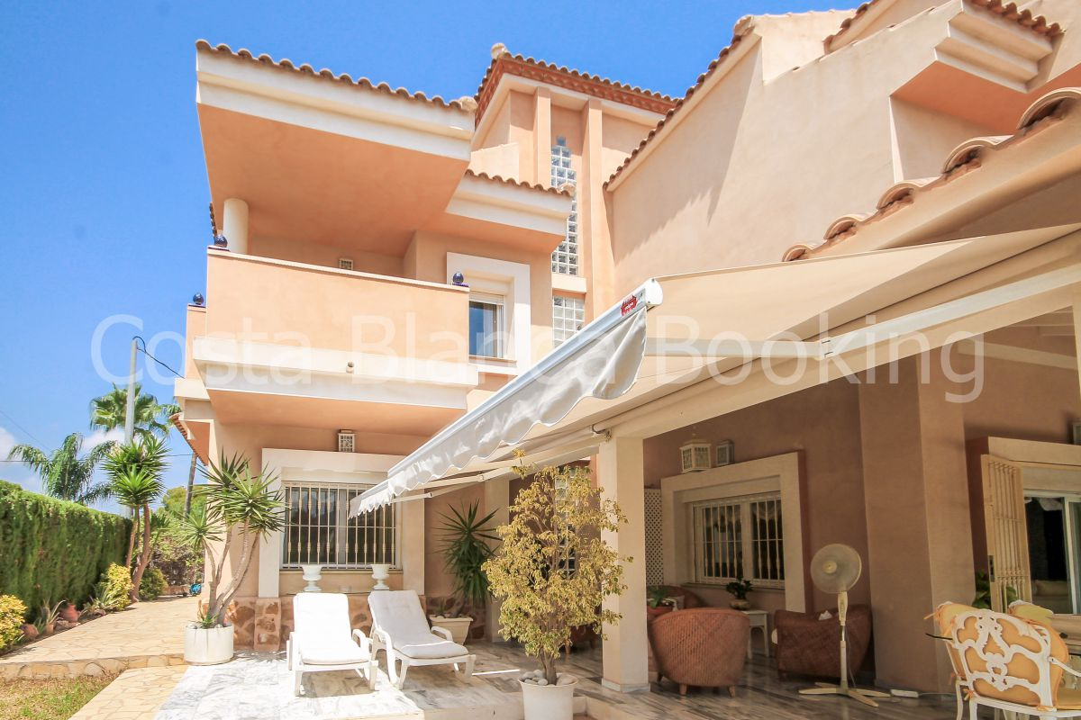 HIGH STANDARD VILLA IN THE CENTER OF ALBIR VILLAGE