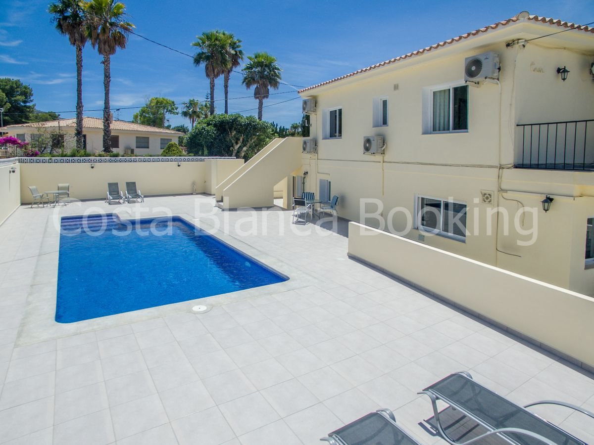COZY GROUND FLOOR APARTMENT IN ALBIR WITH POOL