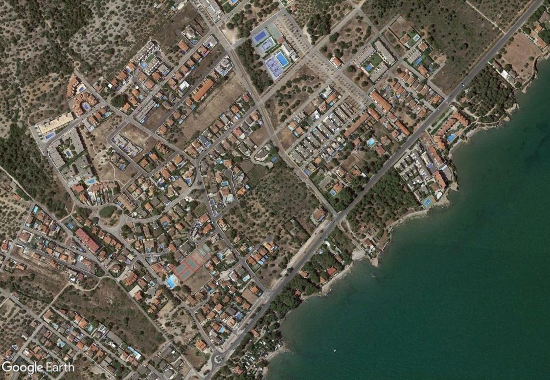 Vendre Parcelle urbanizable Alcanar