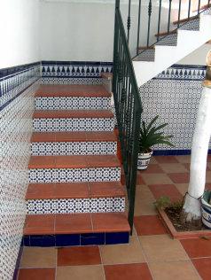 Escalera-azotea