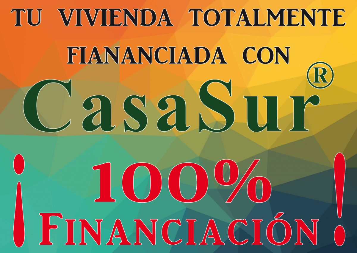 100% financiaci�n