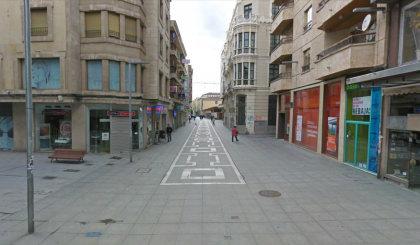 Oficina en alquiler con 240 m2,  en centro (Zamora)