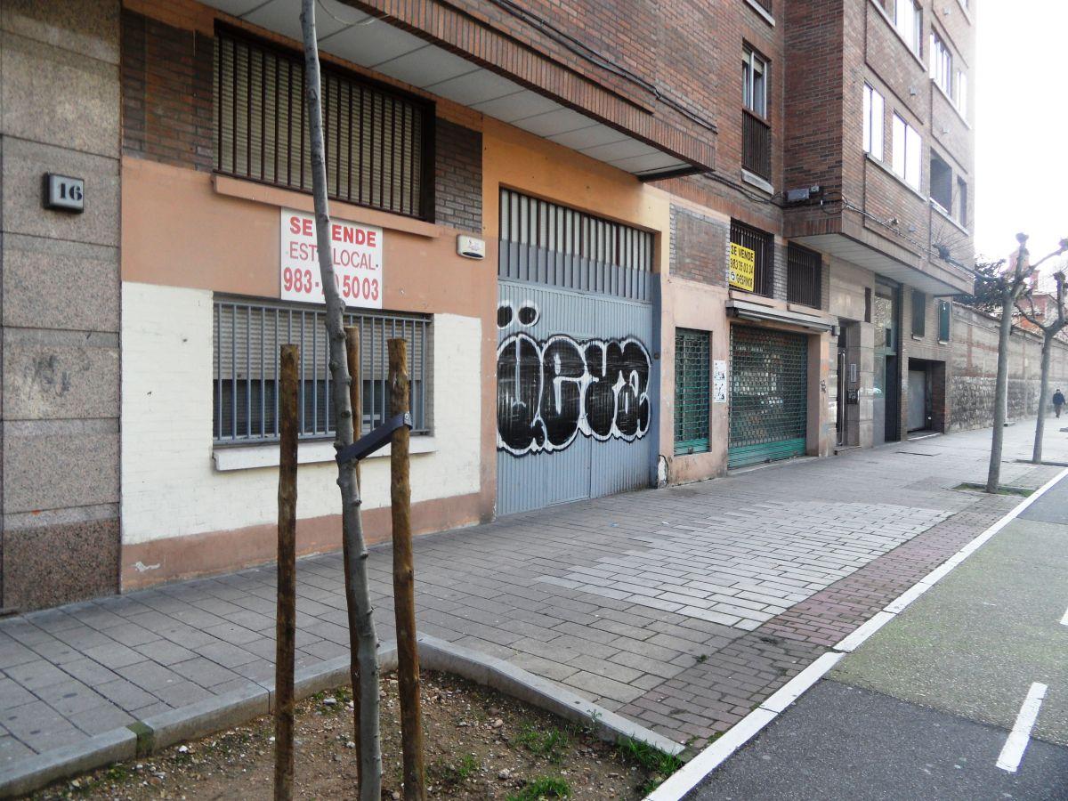 Oficina en venta con 122 m2,  en Universidad (Valladolid)