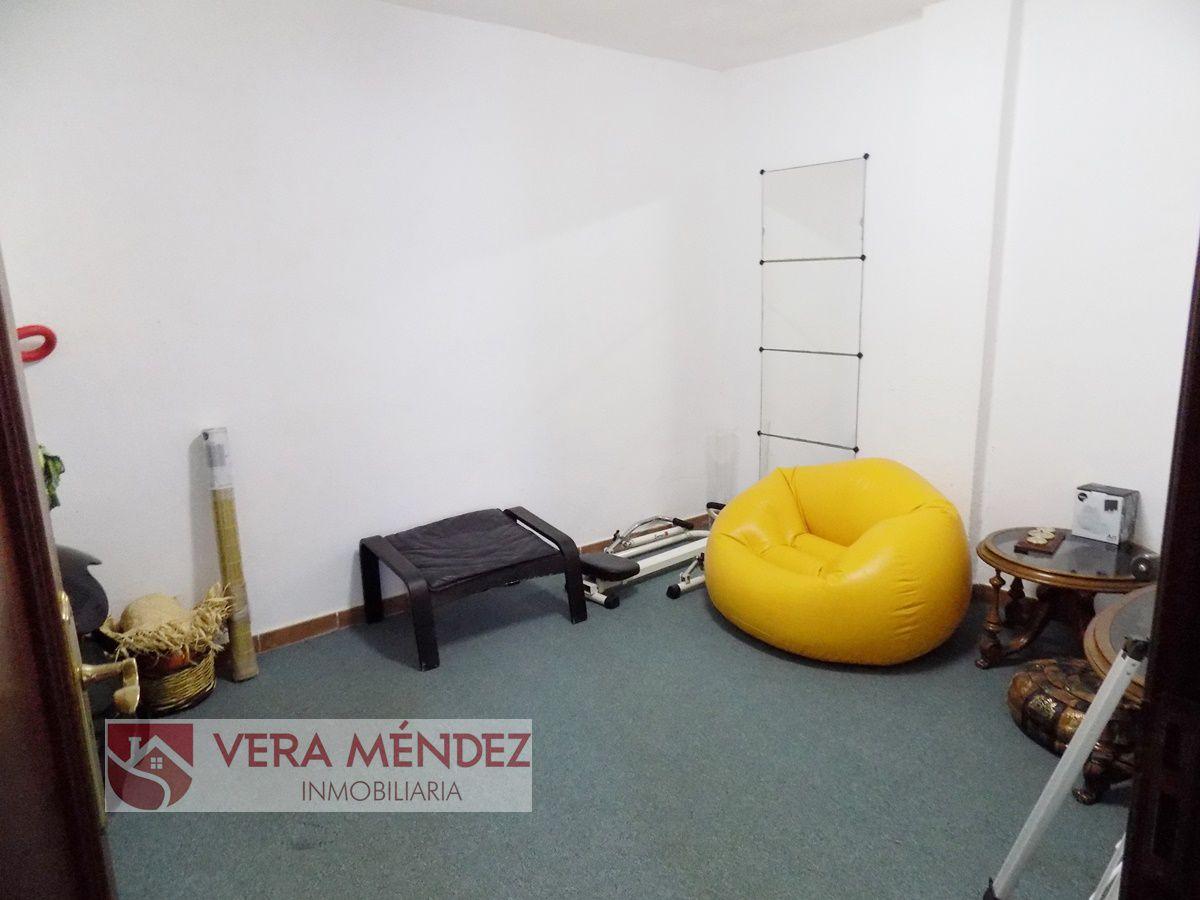 Dormitorio /gimnasio plan