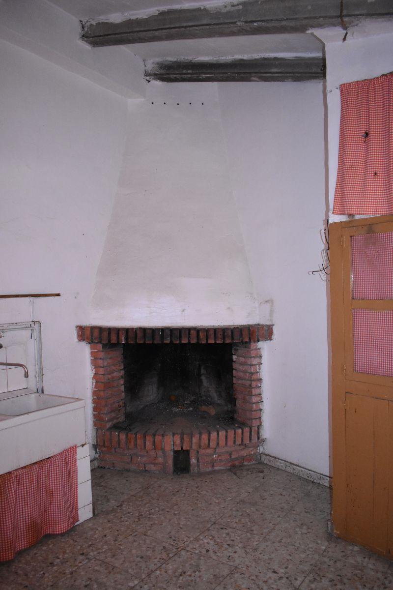 cocina - chimenea