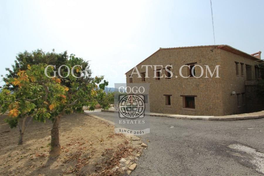 Finca in Benissa - Bestaande bouw