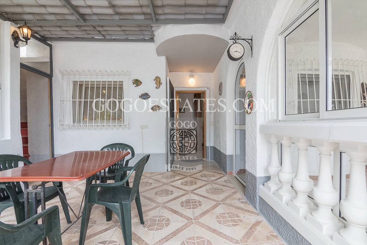 Vrijstaande villa in Campello (El) - Bestaande bouw