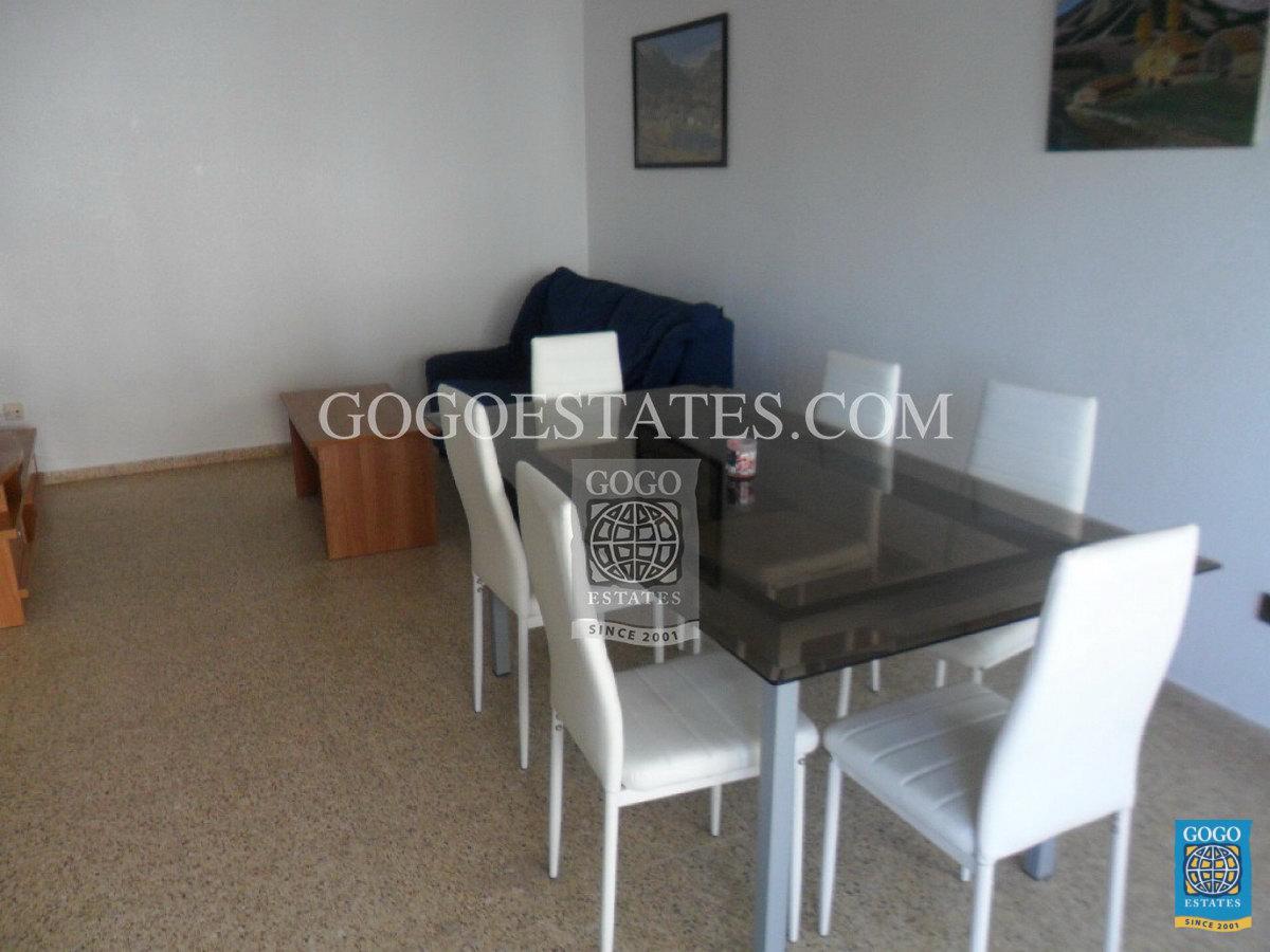 Appartement te huur met zicht op zee Águilas Murcia