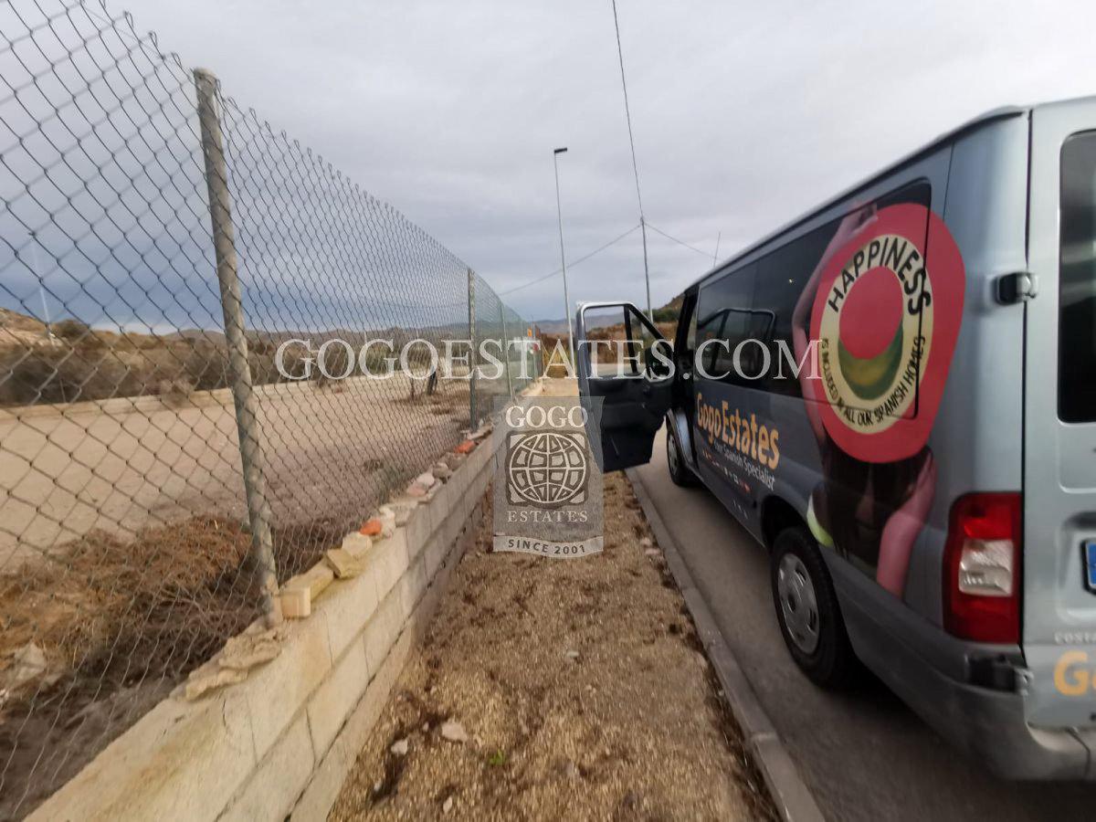 in Águilas - Bestaande bouw