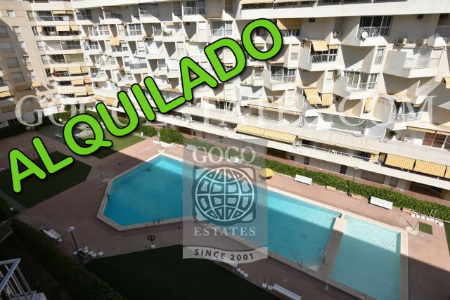 Appartement in Águilas - Huur
