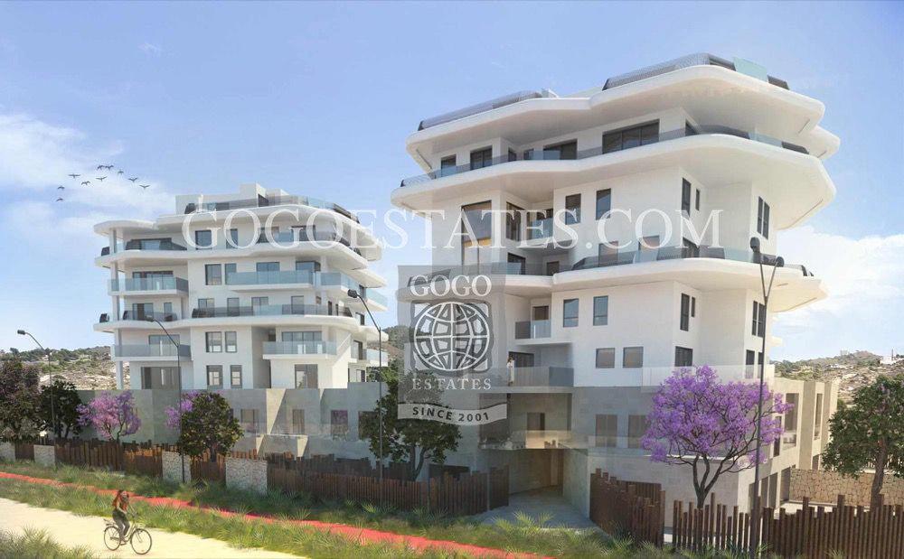 Appartement in Villajoyosa/Vila Joiosa, La - Nieuwbouw
