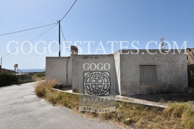 Finca in Águilas - Bestaande bouw