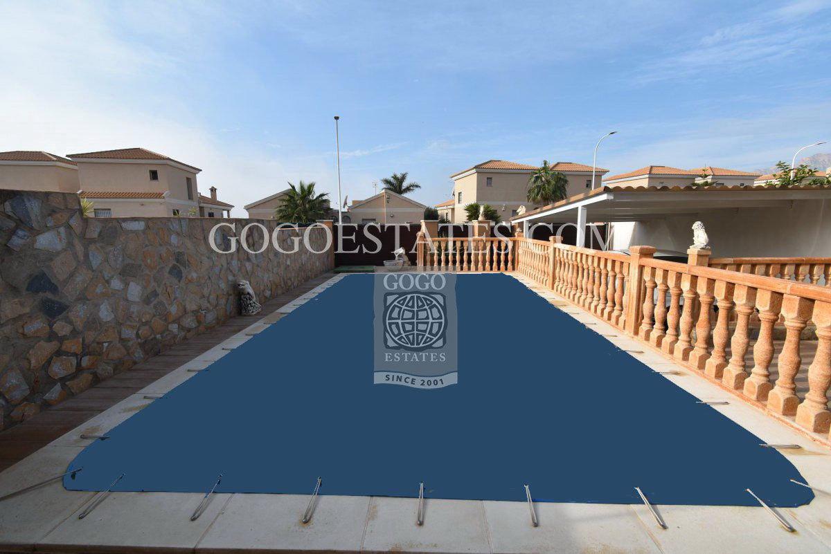 Vrijstaande villa in San Juan de los Terreros - Bestaande bouw