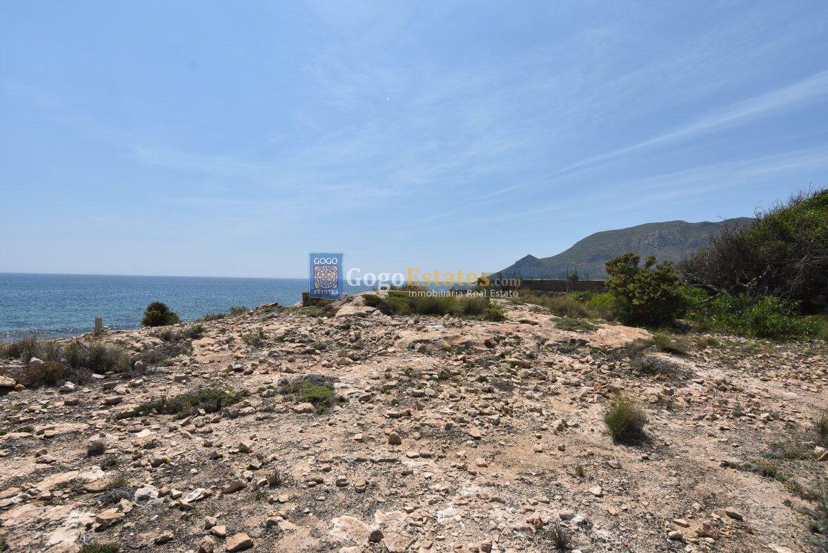 Grondstuk in Águilas - Bestaande bouw