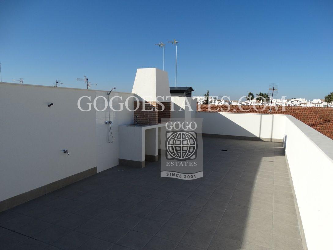 Vrijstaande villa in Pilar de la Horadada - Nieuwbouw