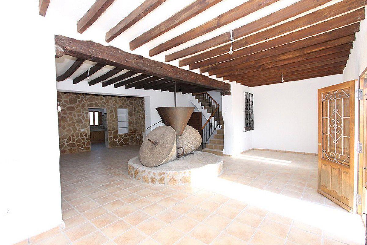 Grondstuk in Abanilla - Bestaande bouw