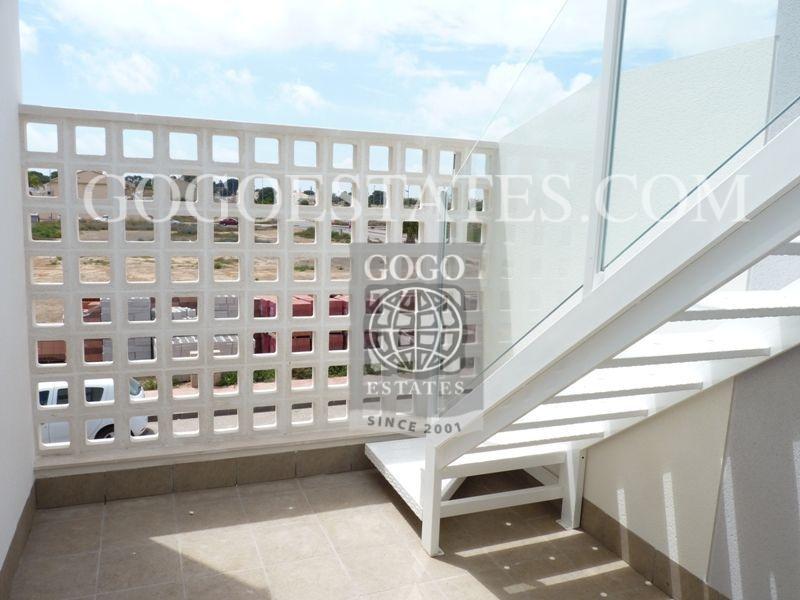 Rijwoning in San Javier - Nieuwbouw