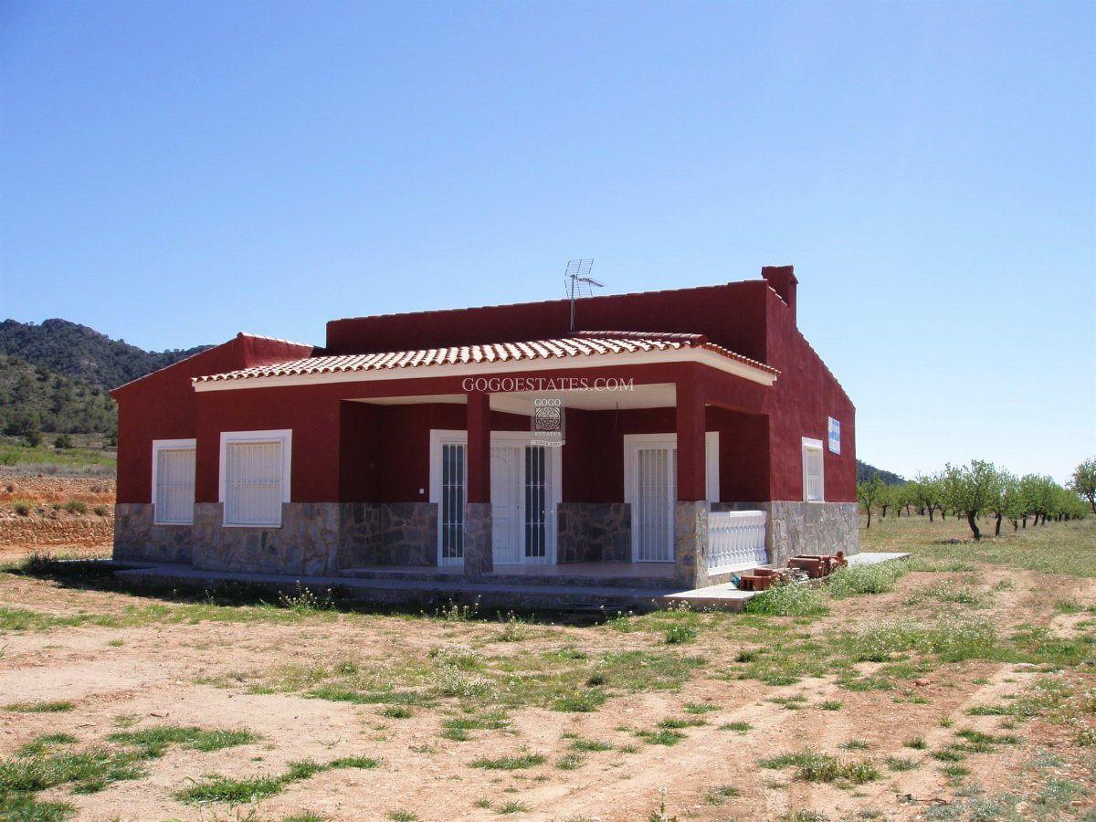 Finca in Abanilla - Bestaande bouw