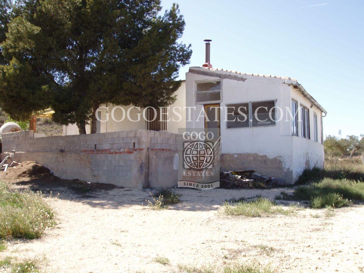 Finca in Pinoso - Bestaande bouw