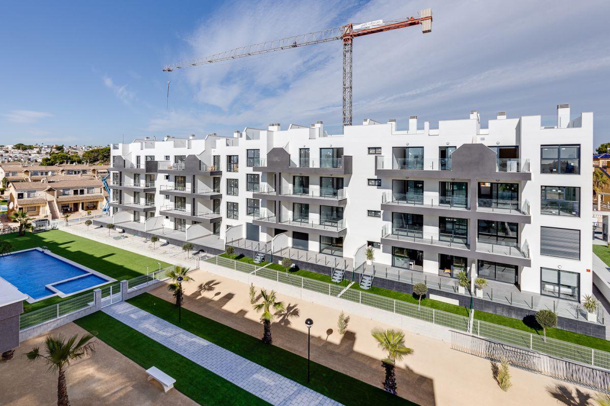 Apartamento en Orihuela Costa - Obra nueva
