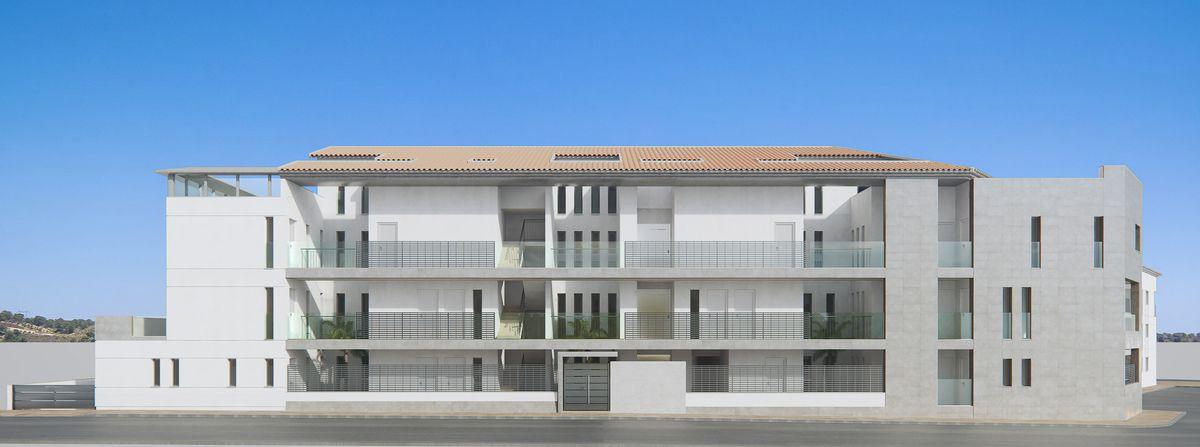 Appartement in San Juan de los Terreros - Bestaande bouw